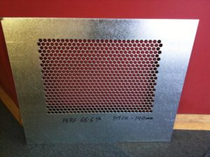 Custom Perforated-Metal screens, melbourne, australia
