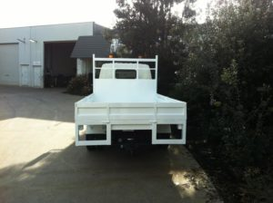 Custom sheet metal for example Truck trays etc melbourne australia