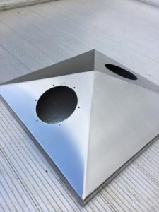 Stainless-Steel vent and flue fabrications
